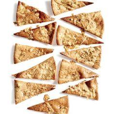 Cheesy Pita Chips | CookingLight.com