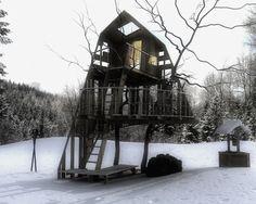 Treehouses: casamorgana