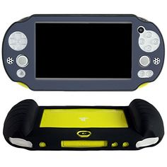Pandaren® silicone cover hand grip protective case (green) for PS Vita slim 2000 PSV by Pandaren - with difficult people feelings Amazon Advertising, College Discounts, Classic Video Games, Cheap Hoodies, Discount Universe, Coupon Holder, Elite Socks, Birthday Shirts, Nintendo Consoles