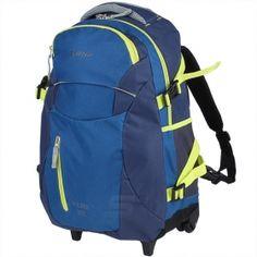Plecak Jamusu 25L Hi-Tec - Niebieski