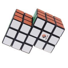 >> Click to Buy << Brand New 2-in-1 Conjoined Puzzle Magic Cube 3x3x3 Black (New Version) Educational Toy Special Toys #Affiliate