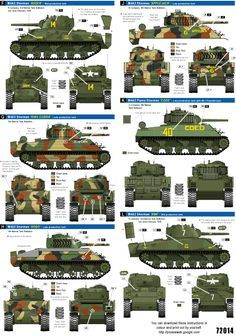 Animated Gif by Frank De Sisto Army Vehicles, Armored Vehicles, Ww2 Panzer, Tank Armor, Sherman Tank, Model Tanks, Armored Fighting Vehicle, Military Modelling, Military Pictures