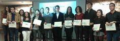 La Región acogió ayer dos actos destinados a destacar el alto nivel de varios alumnos de Bachillerato murciano. http://www.laopiniondemurcia.es/comunidad/2014/12/11/mentes-brillantes-bachillerato/610724.html#