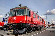 Swiss Railways, Switzerland, 19th Century, Train, Vehicles, Trains, Locomotive, Zug, Rolling Stock