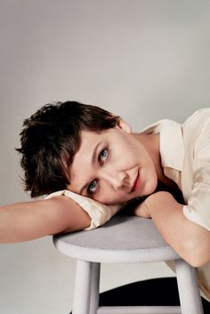 Maggie Gyllenhaal, photographed by Collier Schorr for T Style Holiday, winter 2014.