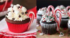De super beaux cupcakes faciles à faire pour Noël! 6 modèles à voir!