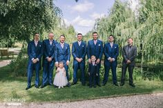 Grosvenor Pulford Chester Wedding Blue Photographer Jess Yarwood