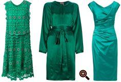 Kleid grün - Cocktailkleid, Etuikleid, Partykleid, Ballkleid, Jerseykleid & Sommerkleid
