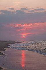 Ocaracoke Sunrise,Outer Banks N.C.