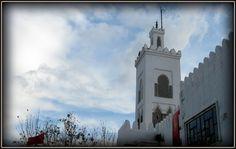Minarete de Tetuán, Carlos Cuerda
