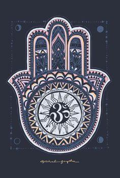 Demystifying The Hamsa – Spiritual Gangster