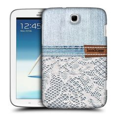 Head Case Designs White Lace On Light Denim Jeans and Laces Protective Snap-on Hard Back Case Cover for Samsung Galaxy Note 8.0 N5100 N5120 , http://www.amazon.co.uk/dp/B00FLN3ANU/ref=cm_sw_r_pi_dp_FtTYub070QTG0