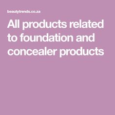 All products related to foundation and concealer products Face Contouring, Contour Makeup, Concealer, All Things, Foundation, How To Make, Products, Contouring Makeup, Gadget