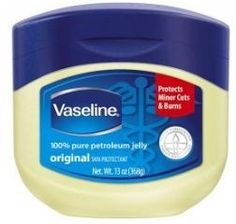 39 Uses for Vaseline..one not on the list..apply around eyes at night before bed to help soften the look of fine lines & prevent future wrinkles!