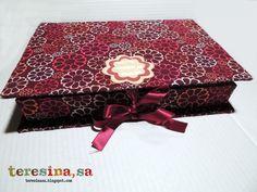 Tutorial caja-libro de cartonaje