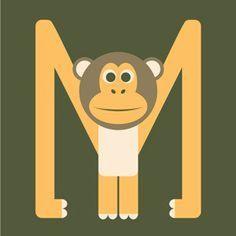 Letter M Crafts - Preschool and KindergartenPreschool Crafts | Mobile Version