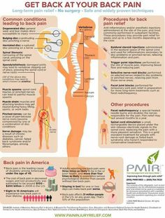 Back pain facts