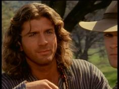 Joe Lando as Sully on Dr. Quinn Medicine Woman ♥