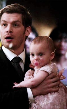 Klaus and Hope - The Vampire Diaries Wiki - Episode Guide, Cast, Characters, TV Series, Novels, and more!