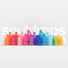 #souldrops #detergent #work #graphicdesign #packaging #packagingdesign #design #packagedesign #illustration #graphic #minimal #minimalism #minimalist #spectrum #color #colors #art #artwork