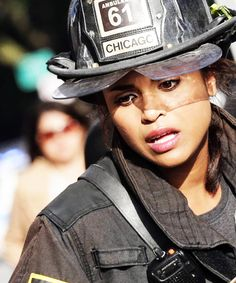 Chicago Fire: Dawson  | Shared by LION