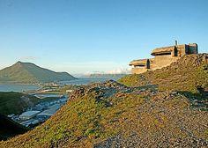 Alaskan bunkers.