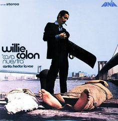 Willie Colon : Cosa Nuestra (LP, Vinyl record album) - A monster album of salsa – and one that has bad boy Willie Colon taking the Latin world by -- Dusty Groove is Chicago's Online Record Store Lp Vinyl, Vinyl Records, Frankie Ruiz, Willie Colon, Grupo Niche, Musica Salsa, Caricature From Photo, Salsa Music, Album Covers