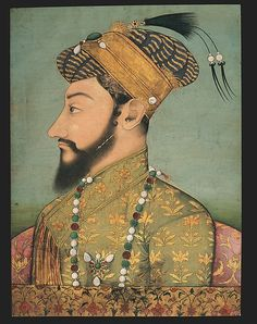 """Prince Aurangzeb, ca. 1653-55. Islamic. The Ashmolean Museum, Oxford. Lent by Howard Hodgkin 