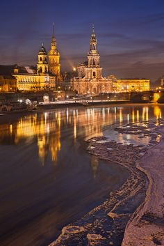 Winter In Dresden II by Daniel Řeřicha on 500px
