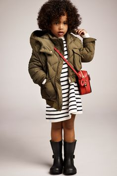 Cutest Burberry Kids | Fashion | ELLE Malaysia