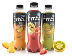 Awesome Fruit Juice Packaging Design for Inspiration Juice Packaging, Beverage Packaging, Bottle Packaging, Brand Packaging, Water Packaging, Juice Drinks, Fruit Juice, Drink Labels, Juicing For Health