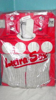 Lectra socks, white elephant gift