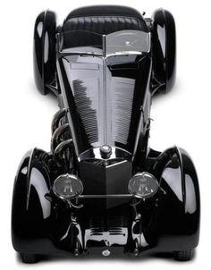 1957 Bugatti type 57 SC Atlantic Coupe.