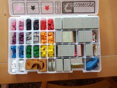 Storage for Carcassonne and its expansions