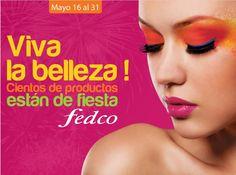 En Fedco celebramos la belleza, por eso cientos de productos están de fiesta. 50 % MENOS en referencias seleccionadas Tips Belleza, Movies, Movie Posters, Products, Party, Films, Film Poster, Cinema, Movie