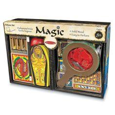 Deluxe+Magic+Set+-+Mindware.com Educational Toys For Kids 93923c7251