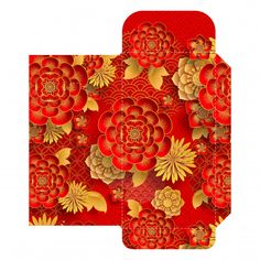 Chinese new year 2019 money red envelopes packet. Diy Stationery Paper, Gold Textured Wallpaper, Chinese Red Envelope, Gold Texture Background, Chinese Background, Halftone Pattern, Red Packet, Money Envelopes, Chinese New Year 2020