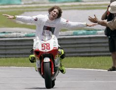 Marco Simoncelli, Rest In Peace.