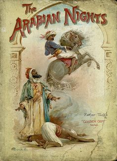 The Arabian Nights gave myself the challenge to read this entire collection a few years back...can't say I really liked it, but it was enlightening to read themes from that culture.  note:  Aladdin is not part of this...
