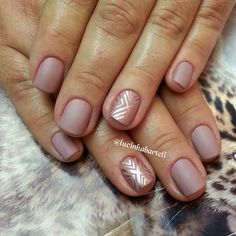 Matte Nails  | See more at http://www.nailsss.com/acrylic-nails-ideas/2/