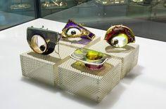 Petra Zimmermann bracelets 2007-2012 (MAK exhibition)