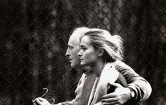 Joseph Brodsky and Maria Brodsky photo Mikhail Barishnikov