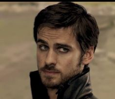 Colin O'Donaghue...... gotta love a guy who can pull off captain hook