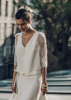 Pinterest : 25 robes pour se marier en automne   Glamour