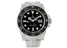 Rolex GMT Master II 116710 Steel Ceramic Mens Watch