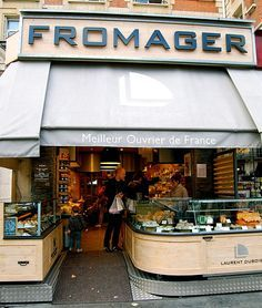 The Top 10 Foods You Have To Eat In Paris - Laurent Dubois cheese master
