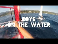 Fun on the water with Michalis. Water Sports Activities, Water Games, The Outsiders, Explore, Film, Boys, Movie, Baby Boys, Water Play
