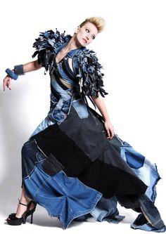 Trashed Couture Collection by Sara Li-Chou Han