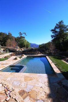 home pool and spa