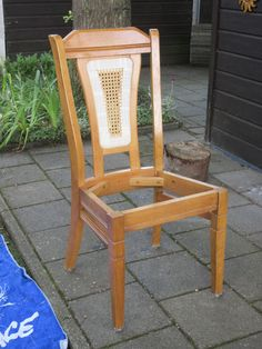Oude stoel (Deel 2)